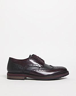 Joe Browns Brogue Contrast Shoe