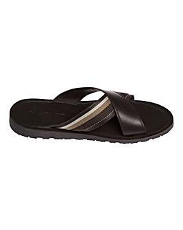 Tommy Hilfiger Criss Cross Sandals Standard Fit
