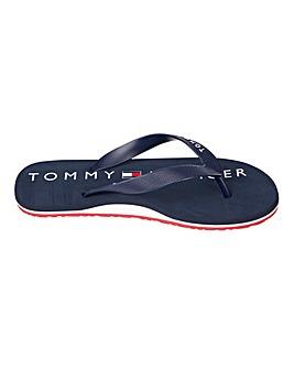 Tommy Hilfiger Logo Print Sandals