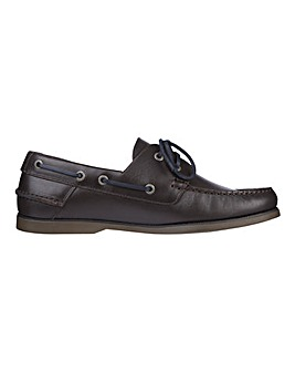 Tommy Hilfiger Classic Leather Shoes Standard Fit
