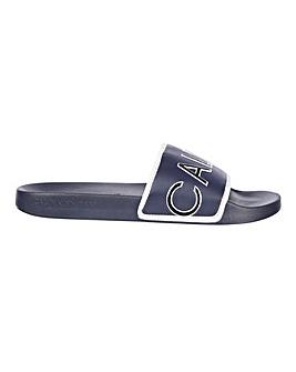Calvin Klein Padded Sliders Standard Fit