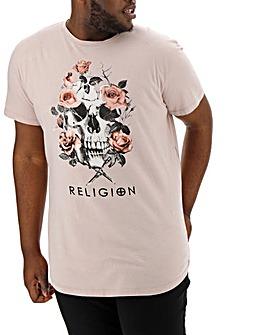 Religion Wreath T-Shirt