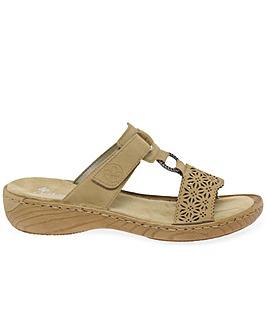 Rieker Creation Womens Standard Sandals
