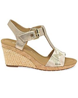 Gabor Karen Wider Fit Modern Sandals