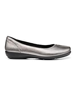 Hotter Robyn Wide Fit Ballet Shoe