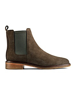 Clarks Clarkdale Arlo Standard Fitting Boots