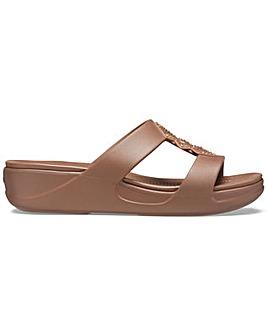Crocs Monterey Shimmering Sandals