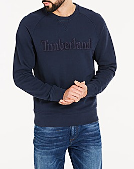 Timberland Exeter River Logo Crew Sweat
