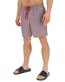 Ben Sherman House Check Swim Shorts