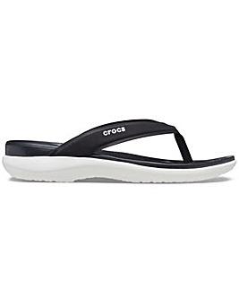 Crocs Capri V Sporty Flip Flop