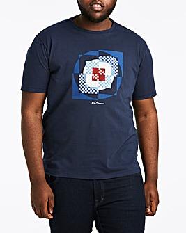 Ben Sherman Square Target T-Shirt
