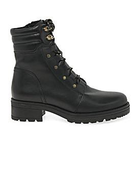 Gabor Safe Womens Wide Fit Biker Boots