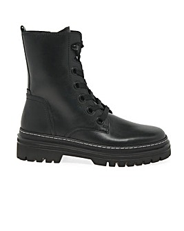 Gabor Genoa Standard Fit Military Boots