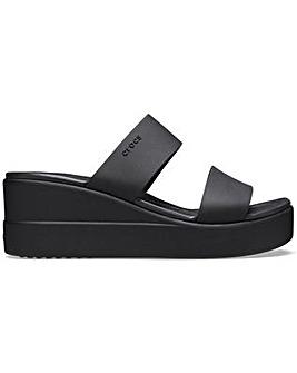 Crocs Brookly Mid Wedge Sandal