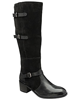 Ravel Mary Knee High Boot Standard D Fit