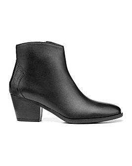 Hotter Delight II Wide Fit Ankle Boot