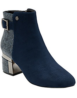 Lotus Simone Ankle Boots Standard D Fit