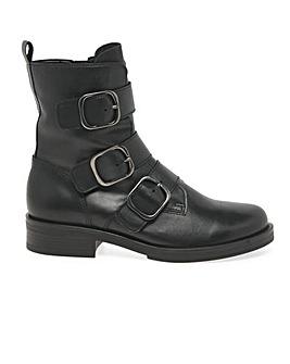 Gabor Home Womens Standard Biker Boots