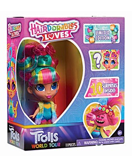 Hairdorables Loves Trolls