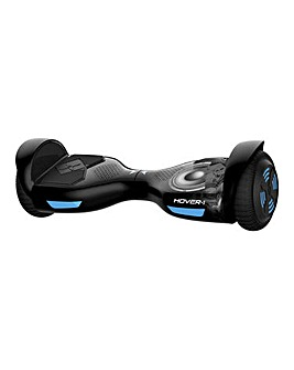 Hover-1 Helix Hoverboard in Black with LED Lights & Built-in Bluetooth Speaker