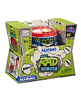 Really R.A.D. Robots FartBro