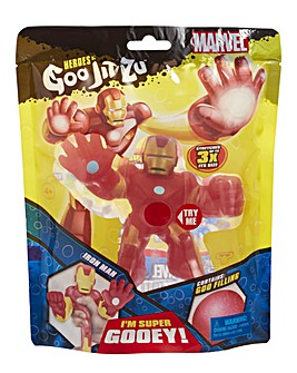 Heroes Of Goo Jit Zu Marvel Iron Man
