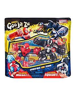 Heroes Of Goo Jit Zu Spider-Man Vs Venom