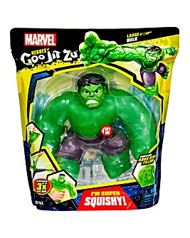 Heroes Of Goo Jit Zu Marvel Supergoo Hulk