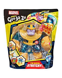 Heroes Of Goo Jit Zu Marvel Supergoo Thanos