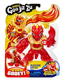 Heroes Of Goo Jit Zu Blazagon The Dragon