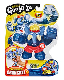 Goo Jit Zu Gigatusk The Elephant