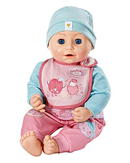 Baby Annabell Lunch Time Annabell Doll 43cm