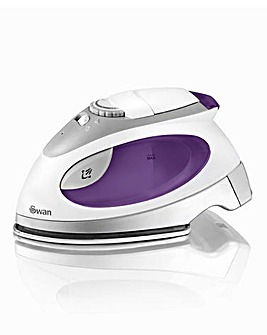 Swan SI3070N 900W Travel Iron with Pouch