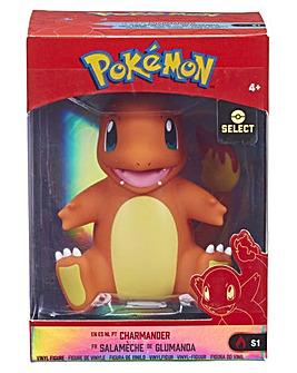 Pokemon 4inch Kanto Vinyl Charmander
