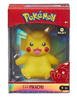 Pokemon 4inch Kanto Vinyl Pikachu