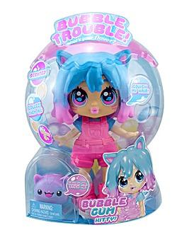 Bubble Trouble Bubblegum Kitty