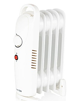 Warmlite 650W Oil Filled Radiator