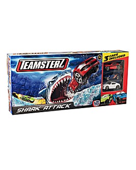 Teamsterz Shark Attack Track Set