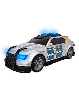 Teamsterz Lights and Sounds Police Interceptor