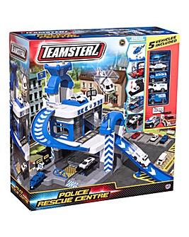 Teamsterz Police Rescue Centre