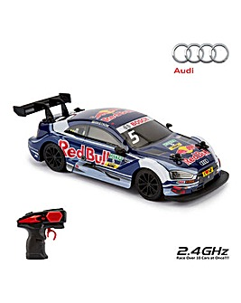 1:24 Audi RS 5 DTM Red Bull Livery Remote Control Car