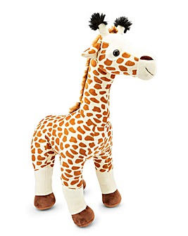 Zappi Co Large Giraffe Soft Toy
