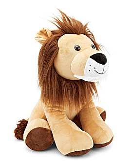 Zappi Co Large Lion Soft Toy
