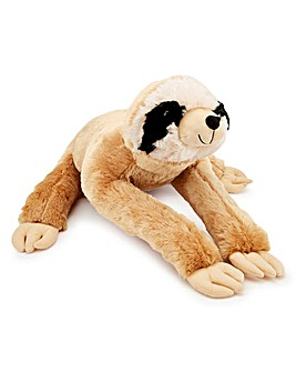 Zappi Co Large Hanging Sloth Soft Toy