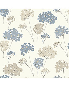 Arthouse Anya Floral Wallpaper
