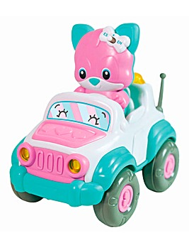 Baby Clementoni Kitty RC Vehicle