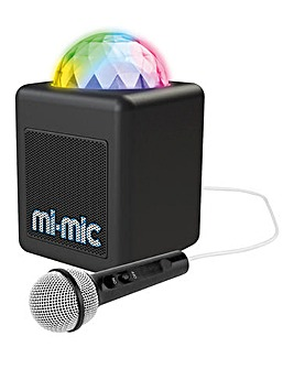 MI-MIC Mini Karaoke Machine with Microphone