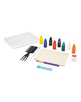 Made It 8 Paint Marbling Kit