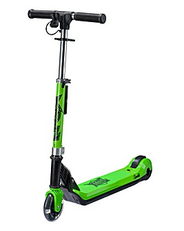 XOO Elemant Electric Scooter Green
