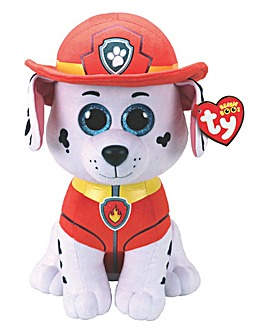 TY Paw Patrol Large Plush - Marshall
